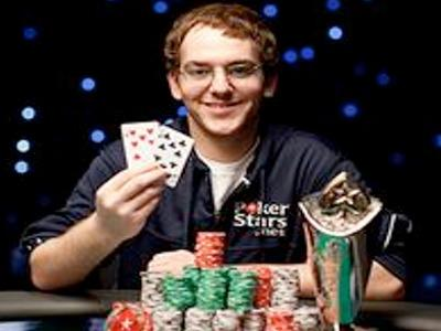 Pokerstars record by Harrison Gimbel